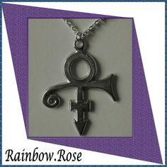 Prince Love Symbol Necklace