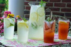 Simply So Good: Old Fashion Lemonade (and strawberry lemonade) from the pages of Anne of Green Gables