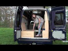Dutch made complete Ford Transit camper van conversion.