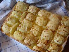 Glutenfrei Backen und Kochen bei Zöliakie - Apfelkuchen vom Blech - glutenfreie Rezepte, laktosefreie Rezepte, glutenfreies Brot