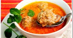 Sopa de albongigas Mexicana Receta, Como se hace la sopa de Albondigas, Mexican Meatball Soup, how to make