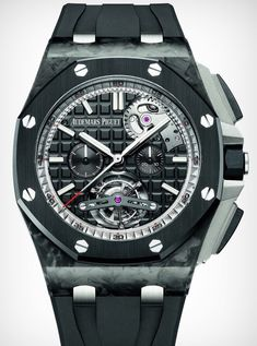 Audemars Piguet Royal Oak Offshore ä remontage automatique  -  44 mm - 50 exemplaires - US$ 285.600.-