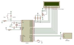 This is a simple RFID based attendance system circuit diagram using Microcontroller and working process, source code. Assembly Language Programming, Programming Languages, Circuit Diagram, Attendance, Minions, Floor Plans, Coding, Projects, Log Projects