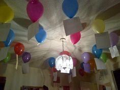 Party Memories Idea