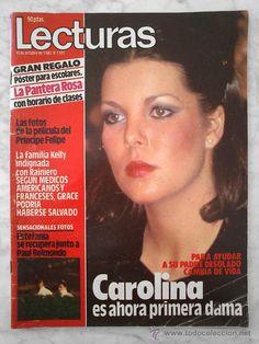 READINGS MAGAZINE - No. 1591 - 1982 - CAROLINA MONACO, Britt Ekland, RICHARD…