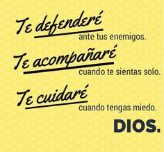 Dios es bueno