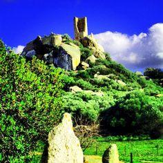 Castello di Pedres - Olbia