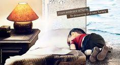 Aylan Kurdi, Drowned Syrian 3-Year-Old, Mourned With Poignant Cartoons Using Humanity Washed Ashore Hashtag