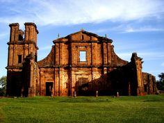 Ruinas de São Miguel