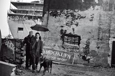 Lunch in Brooklyn, Peter Lindbergh
