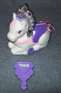 Keypers Baby Pferd - Tonka 80er 90er Jahre Pony Spielsachen Vintage 80´s 90´s