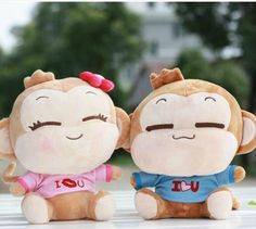 >> Click to Buy << 50CM yoyocici Lovers you laugh monkey doll plush toy hiphop Large monkey birthday gift stuffed toys #Affiliate
