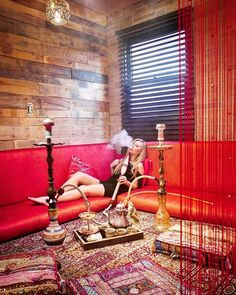 Shisha Thingstodosandiego Khalilmamoon Alfakher Hookah Trifecta Sandiego California Lounge Tellonlyyourbestfriends Teapot Girl Pacificbeach Pb