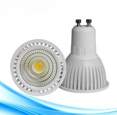 LED GU10 Dimmable Lamparas MR16 Bulb 6W Focos GU10/MR16 Bombillas LED Spotlight 110V 220V Spot Lights Lamp tube #Affiliate