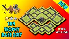 TH9 Trophy Base With New Update 2017. Anti 3 Stars TH9 New Trophy Base. Best New Town Hall 9 (TH9) Trophy Pushing Clash Of Clans Bases 2017.  http://ift.tt/2lHtOjK     How To Help My Channel?   Subscribe Our Channel.  Press The Like Button.  Share Our Videos On Social Medias.  Add Our Videos To Your Watch Later List.  Turn On Send me All Notifications For This Channel By Clicking The Notification Bell.    Whats On This Episode?  HEY! What is up guys! Welcome to another brand new episode of…