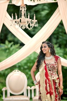 Lovely indian couple ready to get married http://www.maharaniweddings.com/gallery/photo/85232