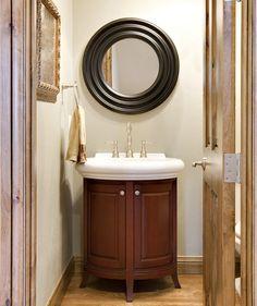 About Small Bathroom Vanities
