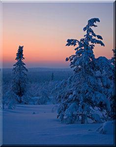 Silence, Ivalo Finland Photo Aili Alaiso