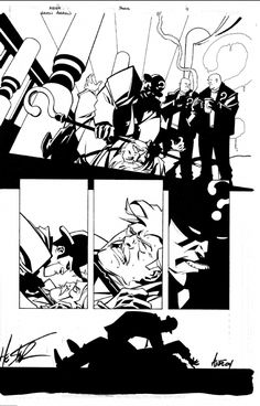 I MIEI SOGNI D'ANARCHIA - Calabria Anarchica: Green Arrow Volume 3, Issue 35 Page 9  Artists: Ph...