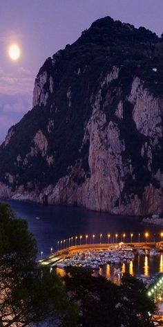 Marina Grande, Capri, Naples, Italy