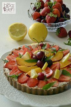 Crostata senza cottura  frutta (2)