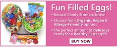 NaturalCandyStore.com  Has treats for special diets like Gluten Free, Vegan, Allergen free, Feingold, GFCF, Corn syrup free, & Kosher...