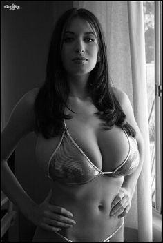 Jana Defi - shimmer bikini - indoors