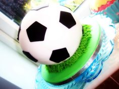 My second football cake (forgot to take pic of 1st one last week)    This is for a 18th birthday and a Norwich FC fan!    Hence the Yellow and Green colourscheme and the matching cupcakes.     http://advertiseyourbizonline Social Media Marketing Manager - Graphics and more.