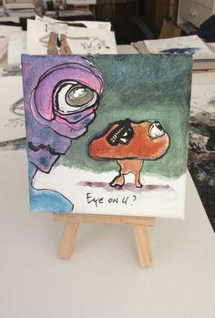 'Eye On U'