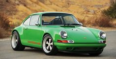 The Singer 911 - classic 911 with a modern twist