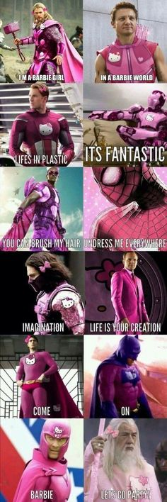 Im a barbie girl #memes #humour #fun #barbie - Funny Superhero - Funny Superhero funny meme - #superhero #funny -   Im a barbie girl #memes #humour #fun #barbie  The post  Im a barbie girl #memes #humour #fun #barbie appeared first on Gag Dad.