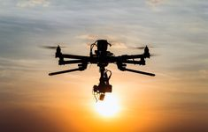 GE made an oilfield drone that can sniff out gas leaks
