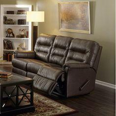 Palliser Furniture Fiesta Leather Reclining Sofa-Wayfair.com