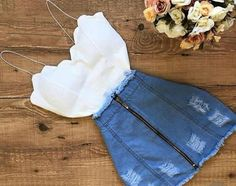 Stylish outfits - Outfits for Teens Simple Summer Outfits, Cute Casual Outfits, Stylish Outfits, Easy Outfits, Stylish Clothes, Mom Outfits, Night Outfits, Spring Outfits, Teen Fashion Outfits