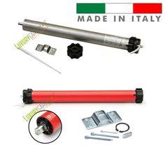 Motore Tapparelle Elettrico Per Tende Tubolare Tapparella Automatismi Avvolgibil in Casa, arredamento e bricolage, Bricolage e fai da te, Materiali | eBay