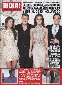 En ¡HOLA!: George Clooney, anfitrión de película para Isabel Preysler y sus hijos en Hollywood Cindy Crawford, George Clooney, Peplum Dress, Dress Up, Short Dresses, Formal Dresses, Fashion Beauty, Womens Fashion, Bridesmaid Dresses