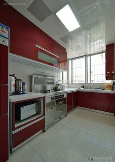 Modern Kitchen Design Decoration Effect Chart Appreciation View More At  Http://www.