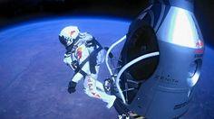 Red Bull Stratos: Endlich konnte Felix Baumgartner springen!