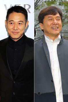 Jet Li or Jackie Chan