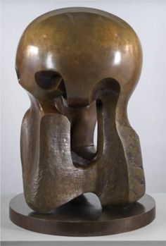 Atom Piece (Working Model for Nuclear Energy)     Artist: Henry Moore  Completion Date: 1964
