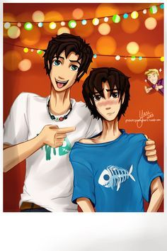 The reason why Nico doesn't go shirt shopping with Percy<<Okay, so I don't ship Pernico anything other than just a bromance BUT JASON.  THE JASON MATCHMAKER STUFF IS PRICELESS.