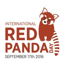 Join us for International Red Panda Day on September 17, 2016 and become a Red Panda Ranger!