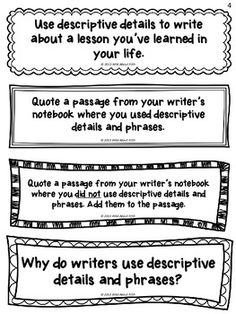 33 best Personal Narrative images on Pinterest