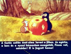 Anyóca Babóca: Az almafácska meséje Pumpkin Carving, Rum, Decoupage, Retro, Painting, Painting Art, Pumpkin Carvings, Paintings, Rome