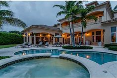 ONE Sotheby's International Realty Fort Lauderdale, Colonial, Mansions, House Styles, Outdoor Decor, Home Decor, Decoration Home, Manor Houses, Room Decor