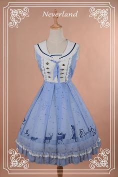 --> #LolitaUpdate: Neverland Lolita [-★♬-The Piper At Starry Night-★♬-] Series --> [-✂-Customizable-✂-] >>> http://www.my-lolita-dress.com/newly-added-lolita-items-this-week/neverland-lolita-the-piper-at-starry-night-series