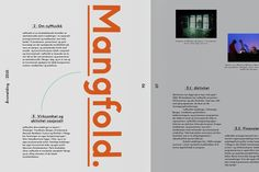 Annual Report Table Of Contents Sample  Ms Great Design