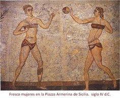 """Origen del tenisEntre las actividades deportivas de las culturas egipcia, griega, romana y azteca ya practicaban juegos de pelota parecidos al tenis. En Roma utilizaban la palma de la mano para impulsar la pelota.  Los orígenes del tenis se remontan al """"Jeu de paume"""" francés, además de los numerosos ejercicios de pelota que se practicaban en la antigüedad."""