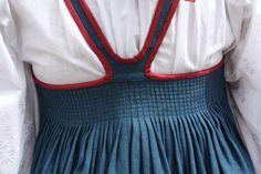 Народный костюм – бесценное достояни культуры | 20 фотографий