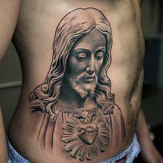 Ribs Jesus.